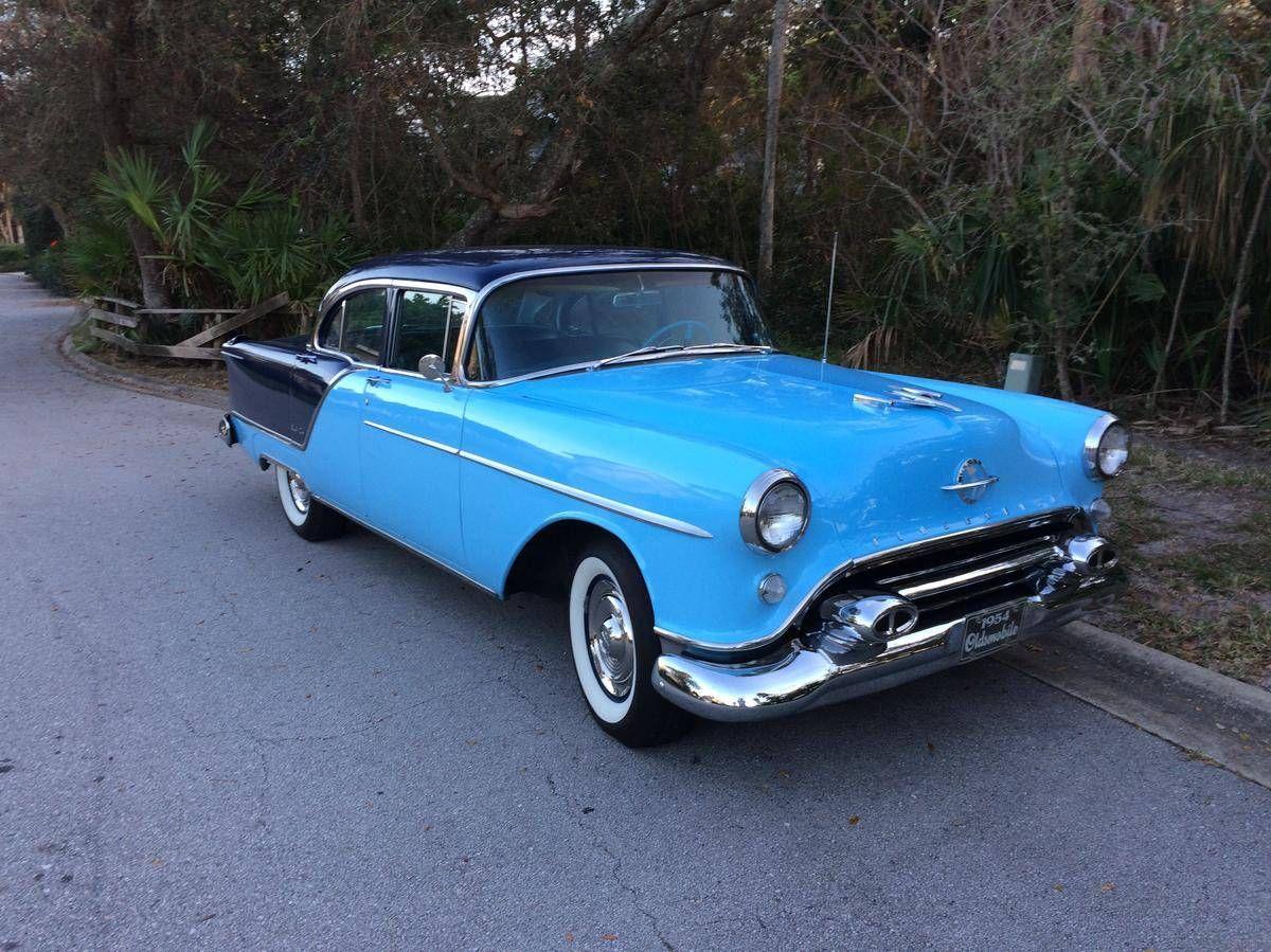 1954 Oldsmobile 98 for sale #1910031 | Hemmings Motor News ...