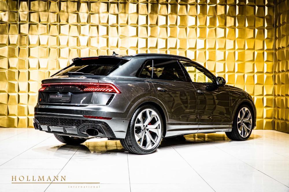 Audi Rs Q8 Hollmann International Germany For Sale On Luxurypulse In 2020 Audi Rs Audi Diebstahlsicherung