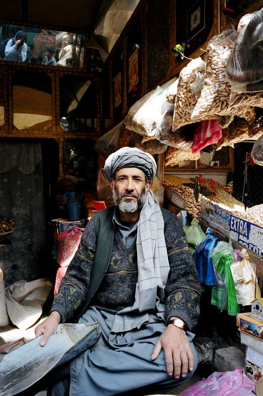 Kabul Marketplace