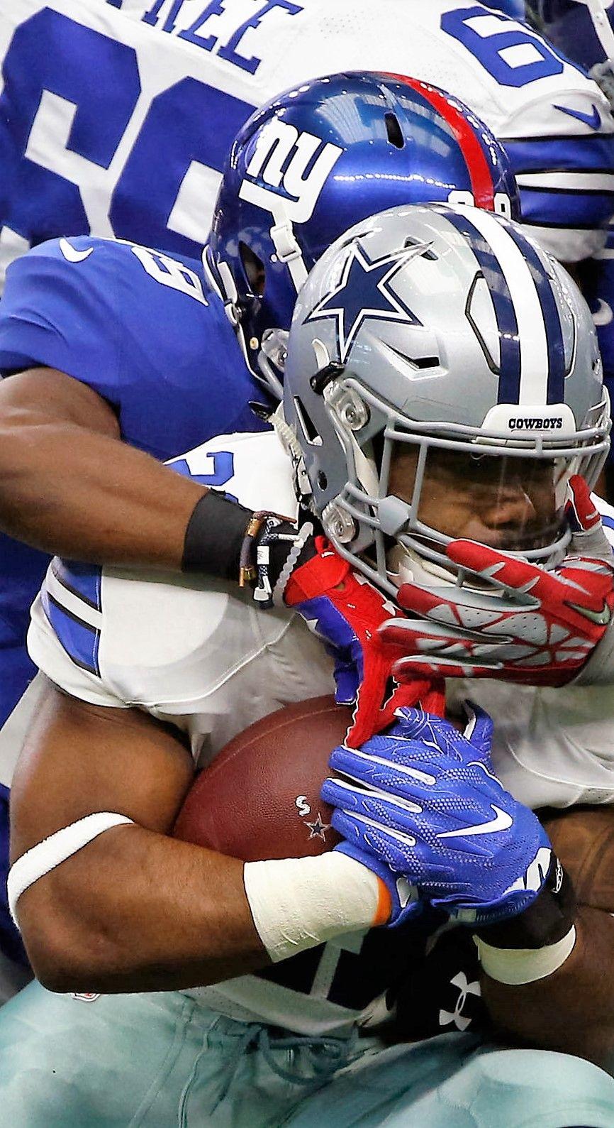 Ezekiel Elliott...Dallas Cowboys