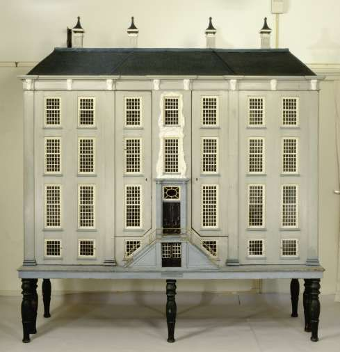 Grachtenhuis, Anoniem, 1760, This Is Some Dollhouse. Today
