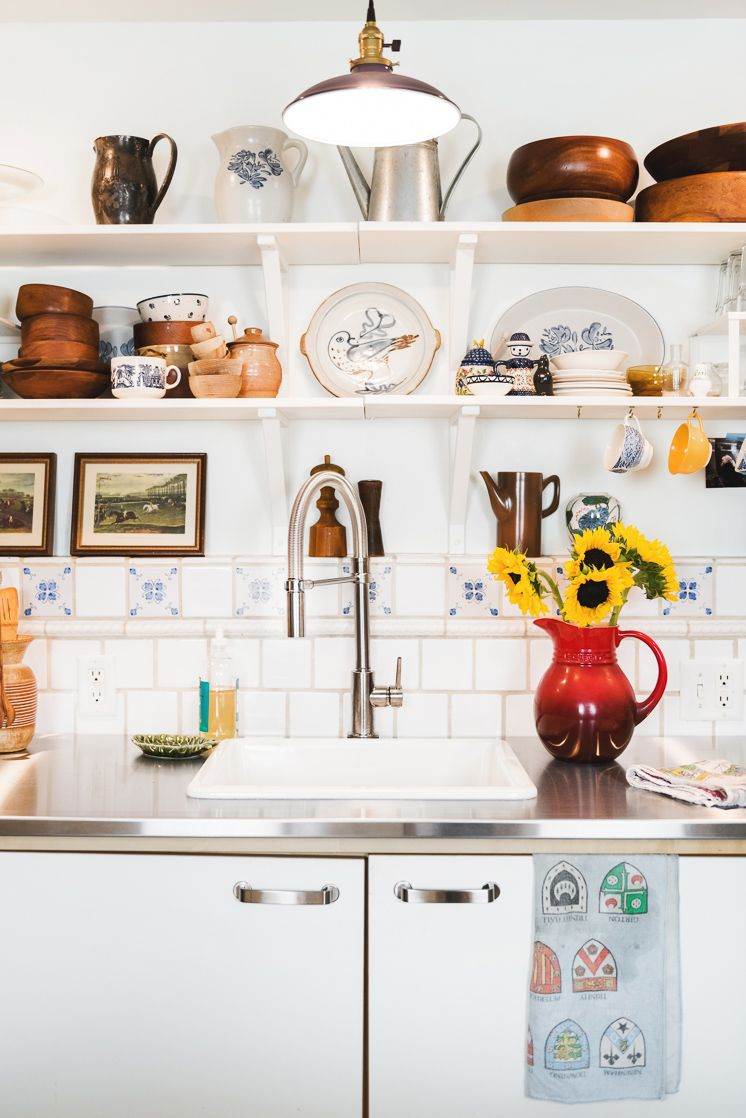 Designing A Soulful Kitchen With Eva Jorgensen Spring Spout