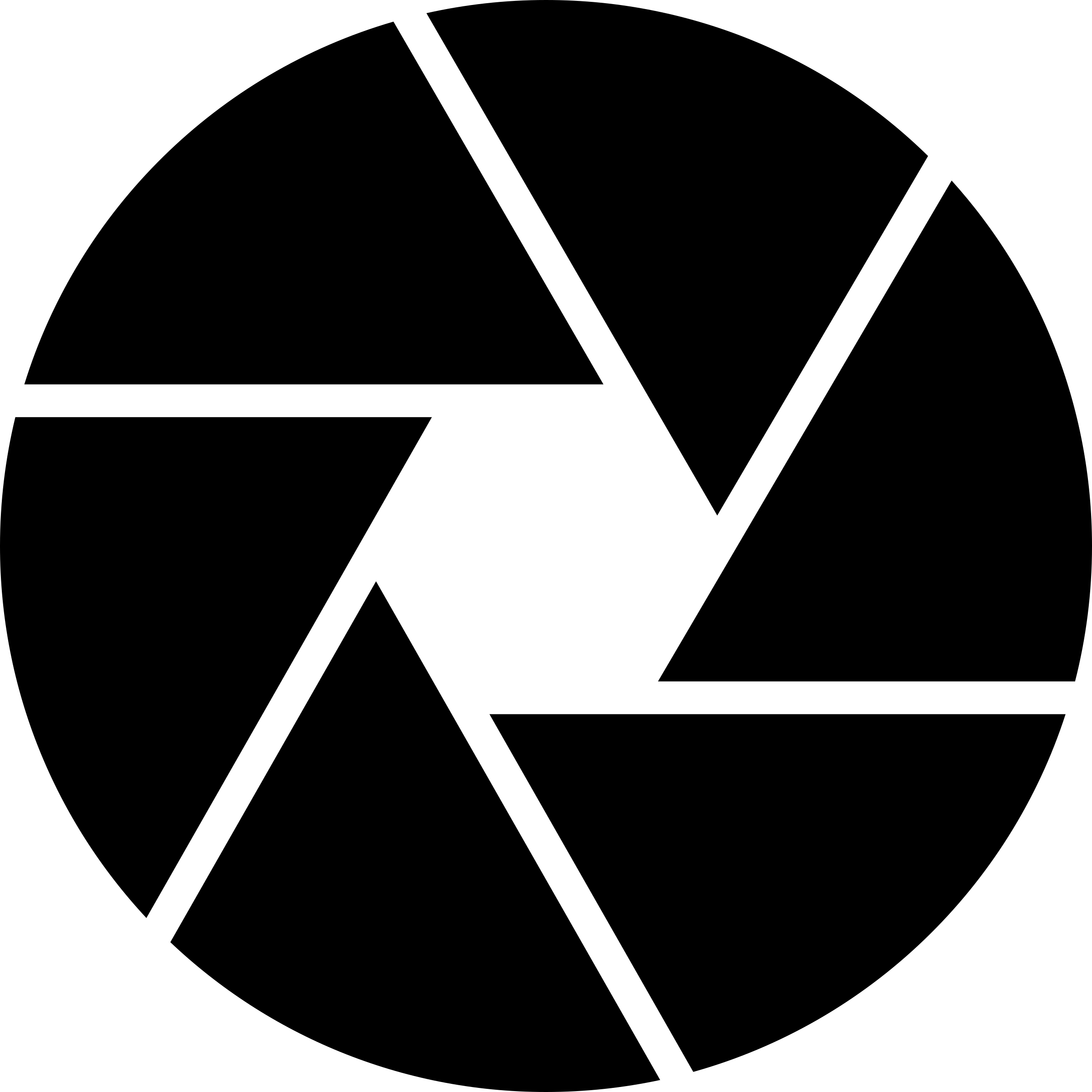 Camera Iris Closing Lens Logo Camera Icon Camera