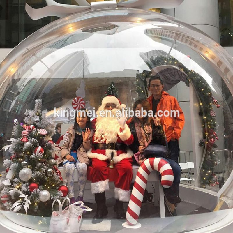 Large Clear Acrylic Display Dome Plexiglass Sphere Globes With