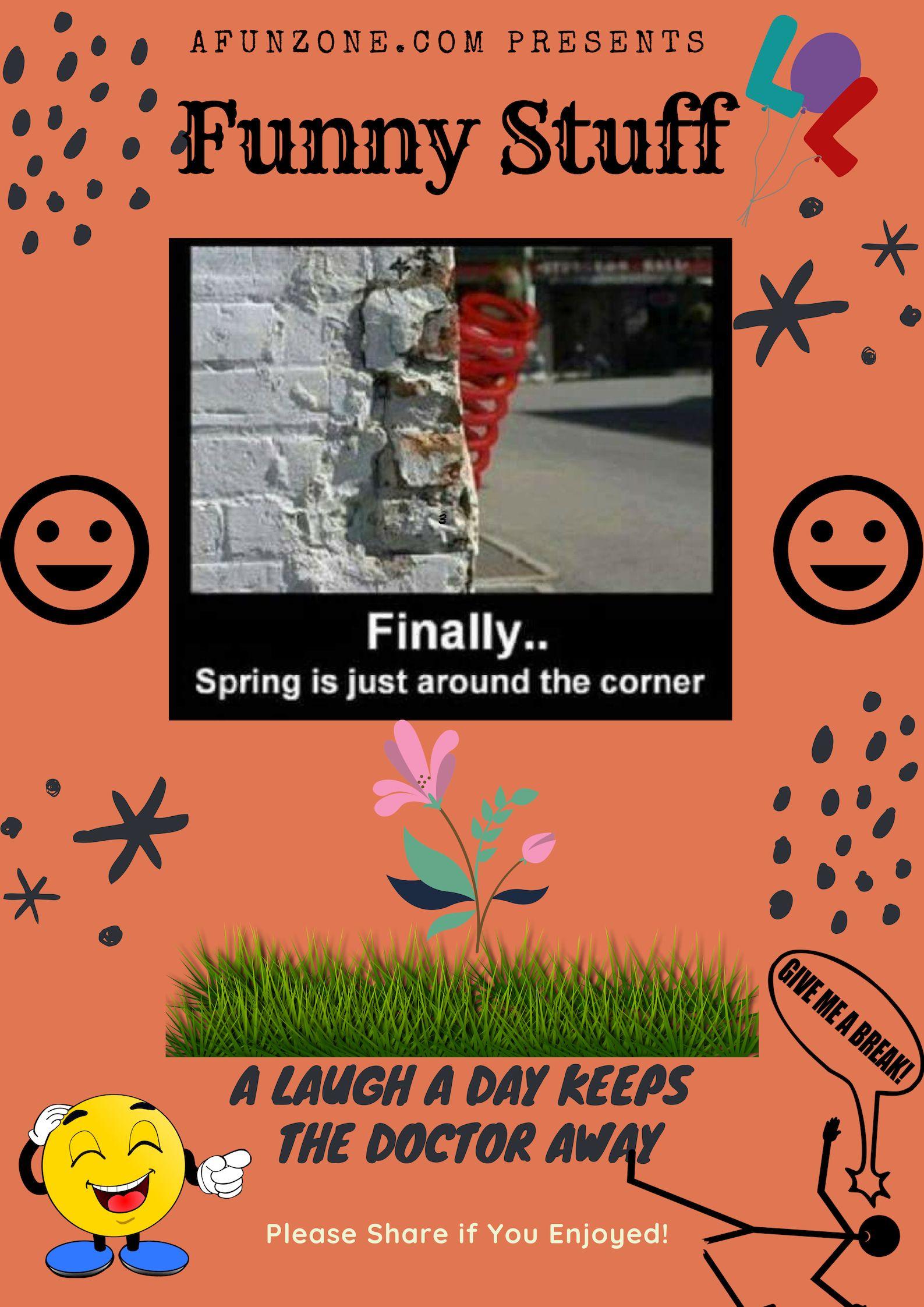 Today S Humor For 3 23 19 Humor Jokes Spring Time