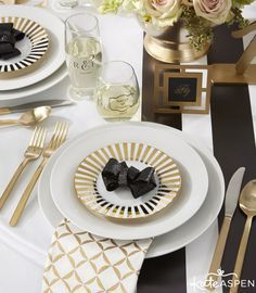 Classic Black and White Wedding Inspiration | Classic weddings ...