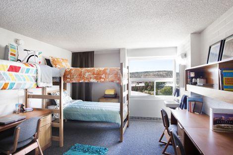 triple dorm room ideas - Google Search