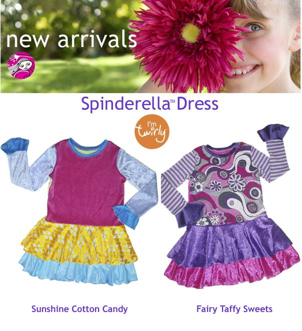 Casual dress for kids should be both comfortable and fun.  Check out how TwirlyGirl makes casual kids dresses!