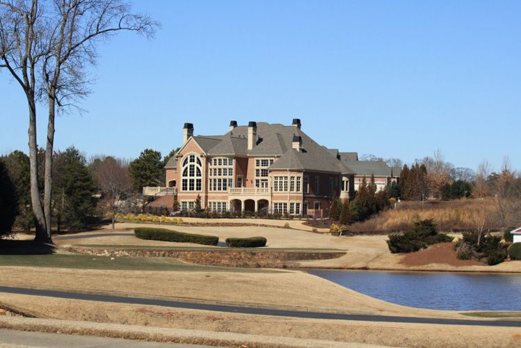 Expensive Homes In Georgia Sugarloaf Country Club Homes