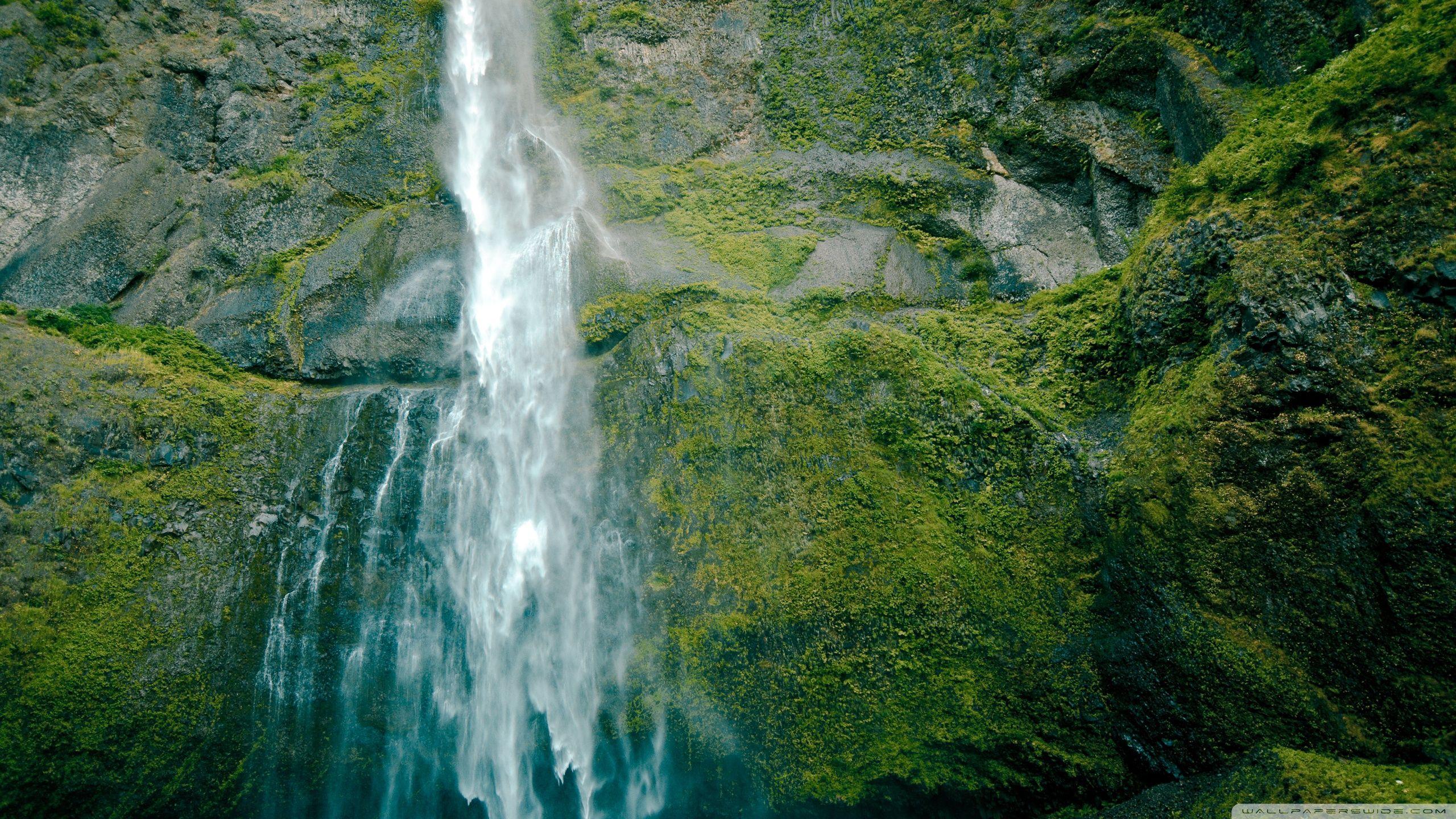 waterfall_and_rockswallpaper2560x1440 Waterfall, Cover