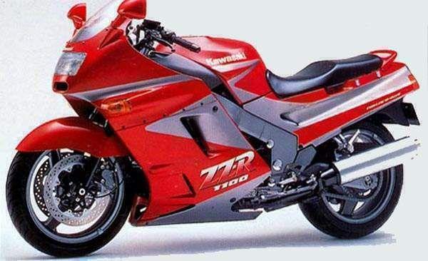 Zzr 1100 Repair Manuals Kawasaki Kawasaki Heavy Industries