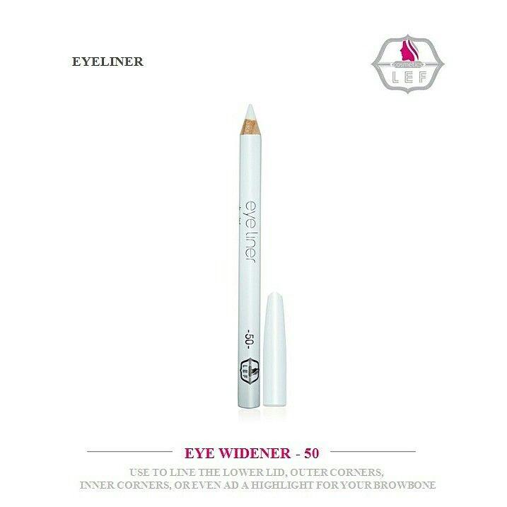قلم كحل ابيض من ليف قلم كحل ابيض للعين صناعه المانيه طبي لايسبب الحساسيه سهل الاستخدام النهايه مطفيه White Eyeliner Pencil Eyeliner Pen Eyeliner