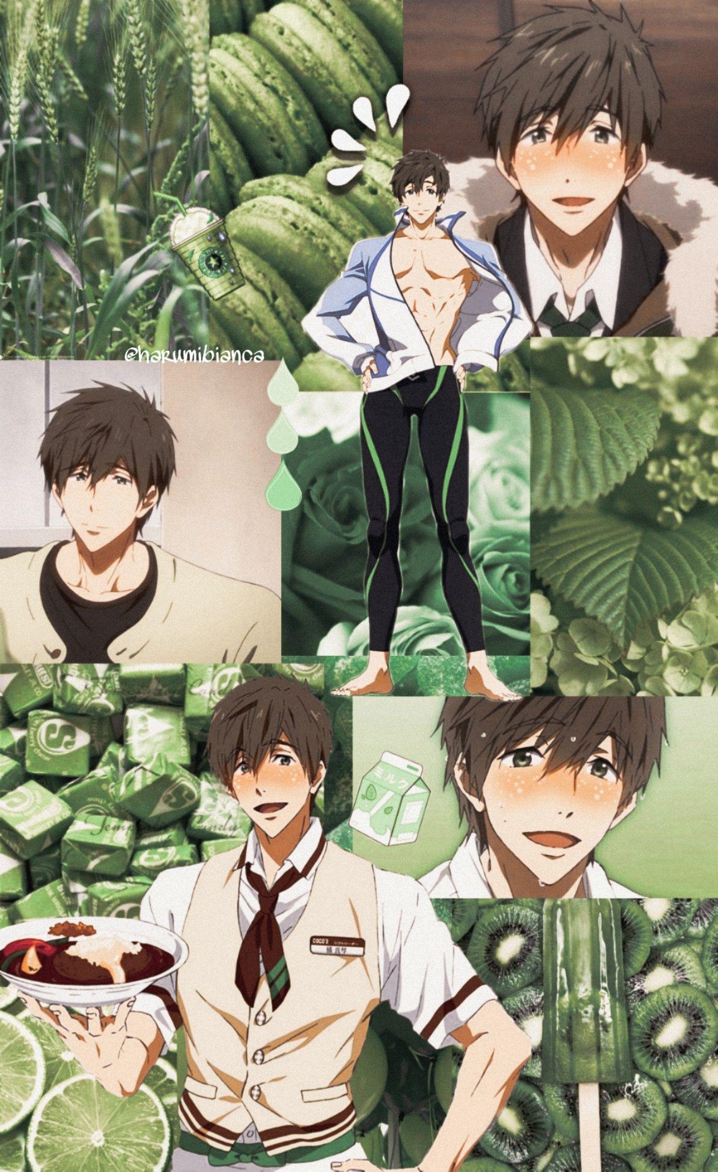 Pin On Free Iwatobi Anime wallpaper iphone free