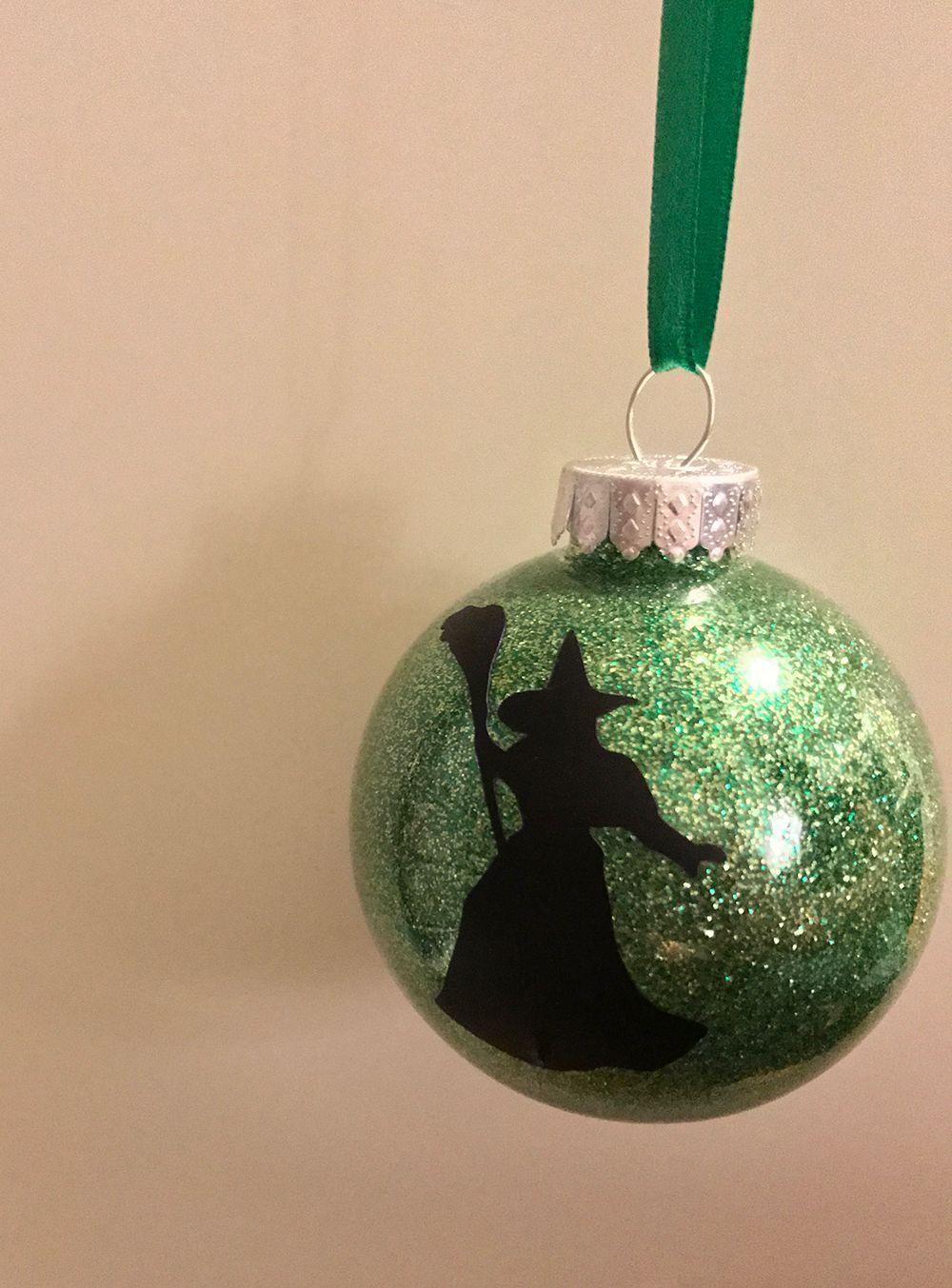 Broadway glitter ball ornament glitterornaments glitter ornaments