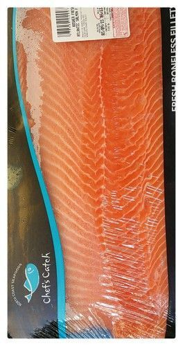 Kosher Salmon Filet 3 LBS   Groceries   Salmon, Meat, Dishes