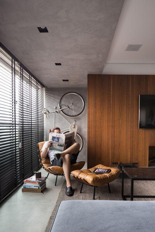 Apartamento Jb Porto Alegre Rs Brasil Projeto Por Ambidestro