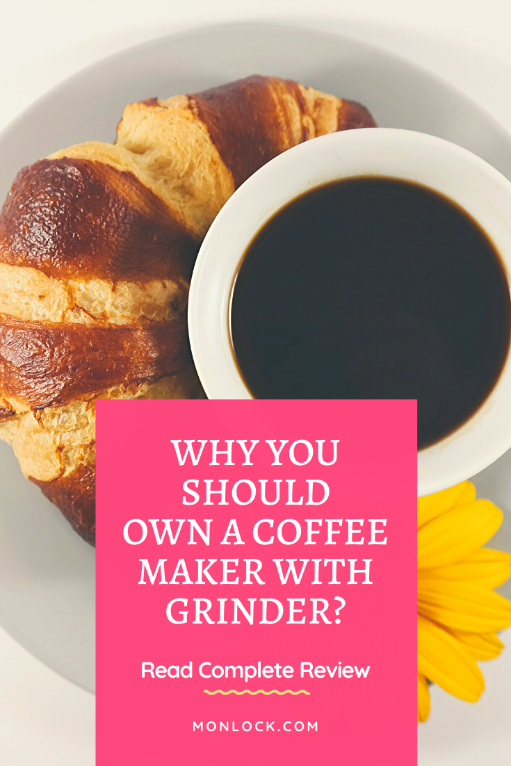 Before selecting the best coffee maker with grinder from ...