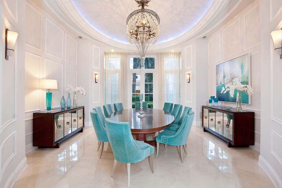chaises de salle manger en velours une invitation confortable sasseoir - Chaise Salle A Manger Confortable