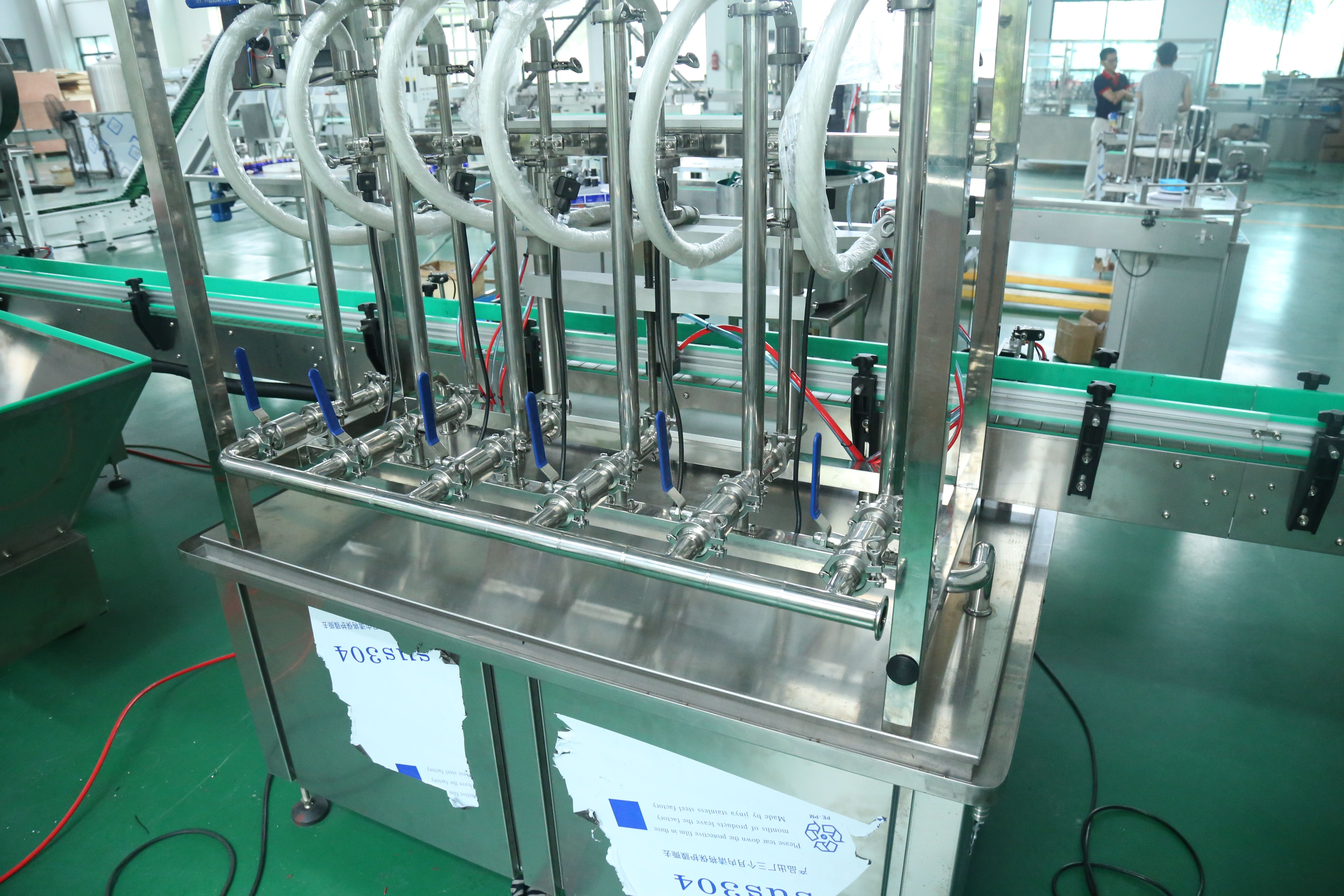 30ml 60ml 100ml Automatic Eliquid Filling Machine E Juice Flavor Filling Machinery Line For Plastic Or Glass Bottle Juice Flavors Small Bottles Liquid Oil