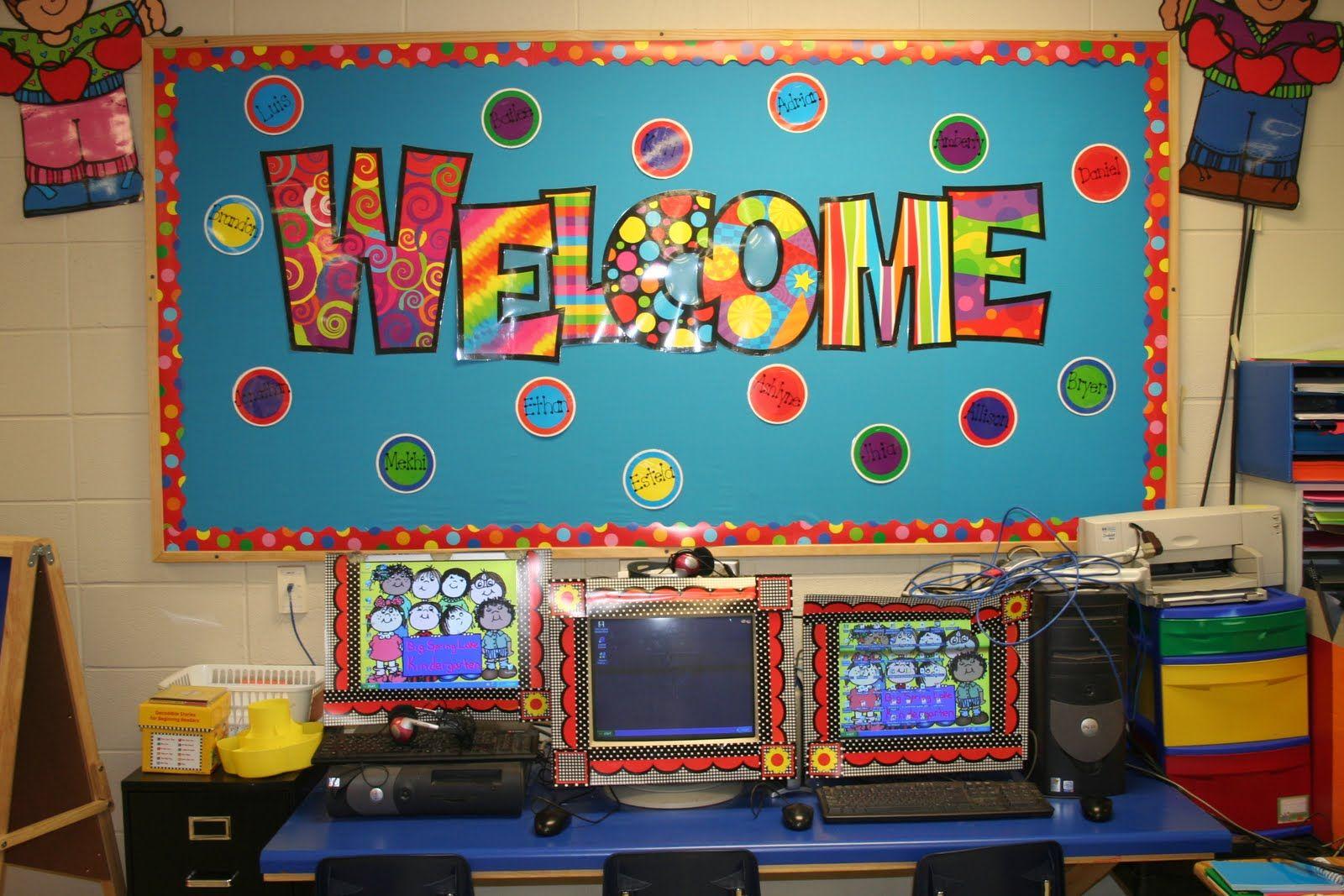 Img 9454 Jpg 1600 1067 Classroom Wall Decor School Wall