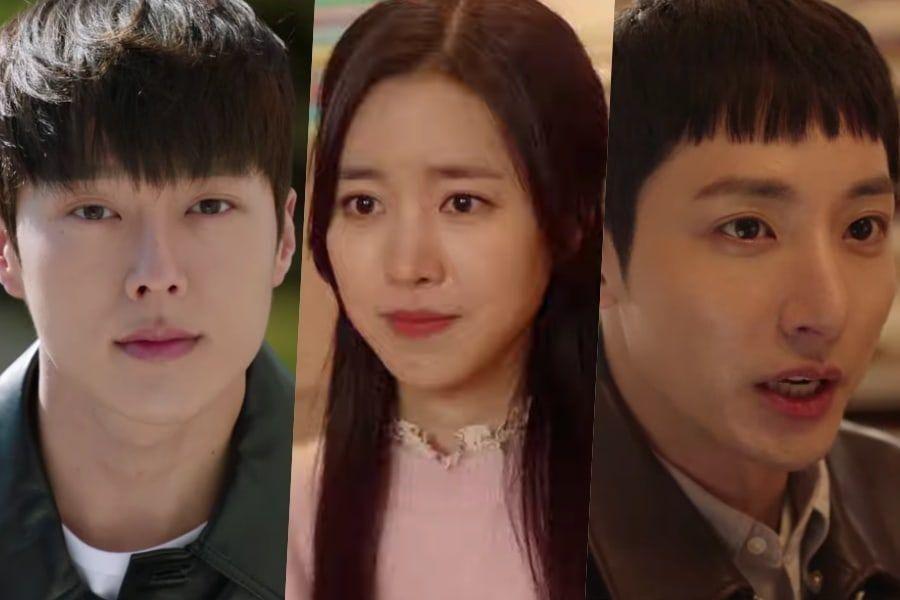 "Watch: ""Born Again"" Shares Glimpse Of Ties Between Jang Ki Yong, Jin Se Yeon, And Lee Soo Hyuk"