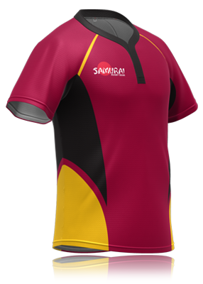 Rugby Shirts Design Your Own | Bright Rugby Shirt Design From Samurai Sports Design Your Own Rugby