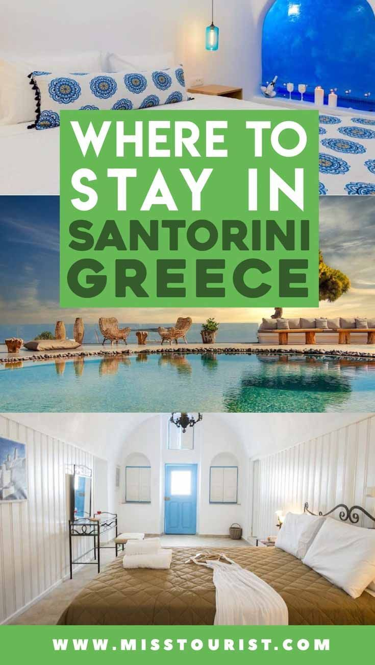 Where to Stay in Santorini for Your Vacation - Best Areas and Hotels#areas #hotels #santorini #stay #vacation
