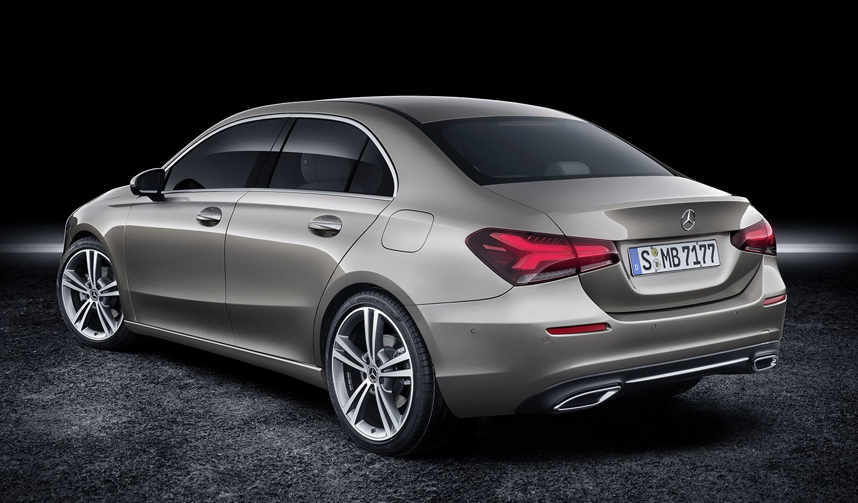 2019 Mercedes Benz A200 Sedan Thai Price And Specs Seda Carros