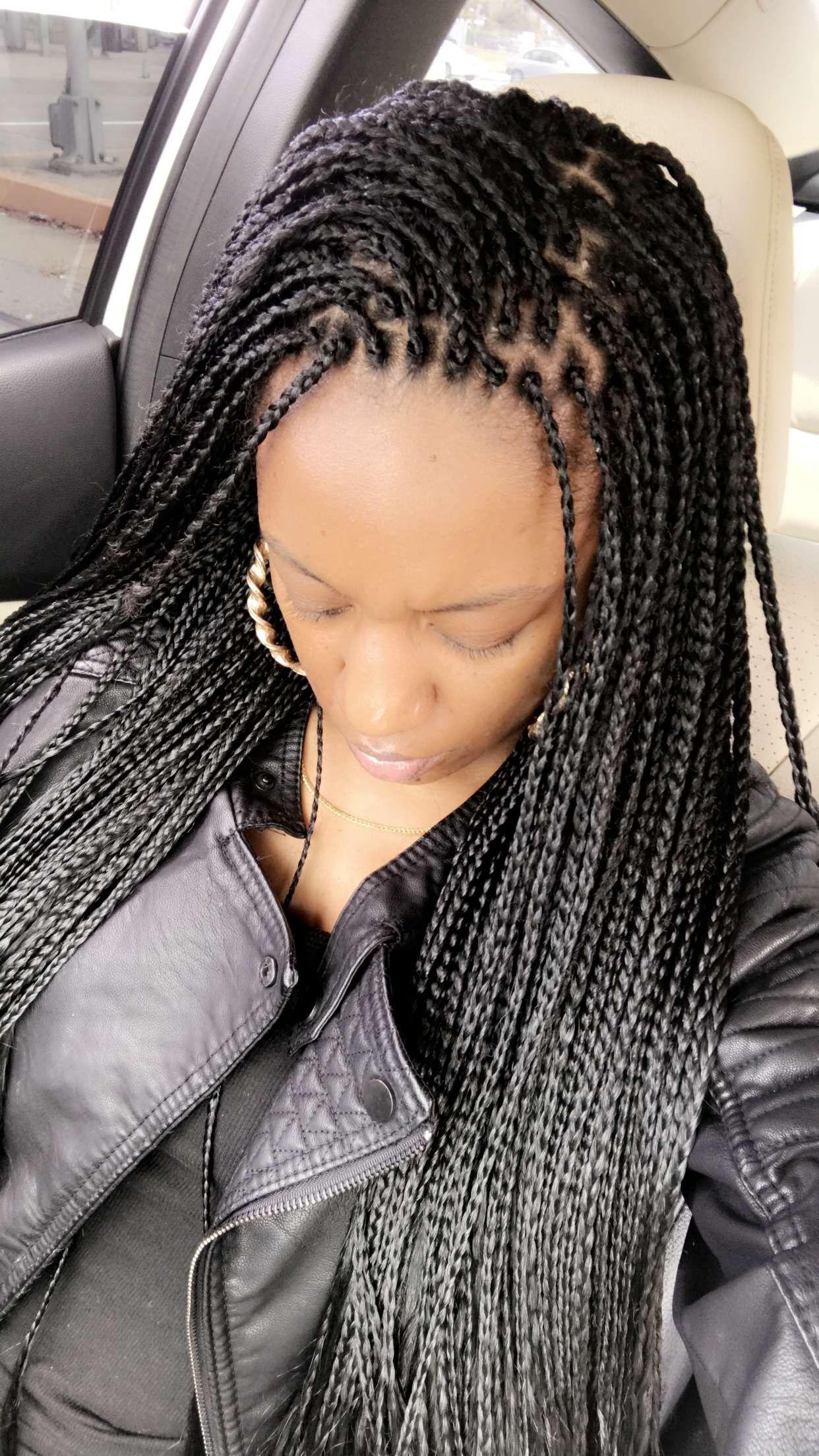 braids individuals single braids | african american natural