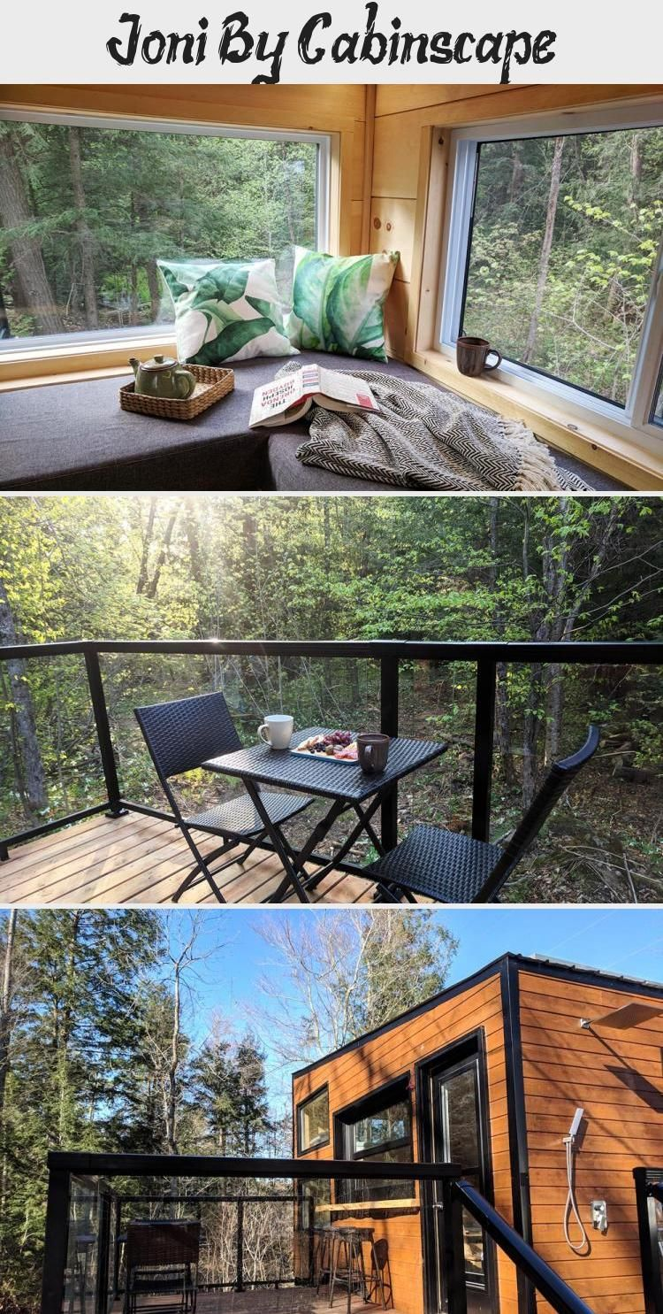 In The Kitchen Is A Fold Down Counter Extension Sink Gas Cooktop And Under Counter Refrigerator Tinyhousek In 2020 Tiny House Kitchen Updating House Live Edge Bar