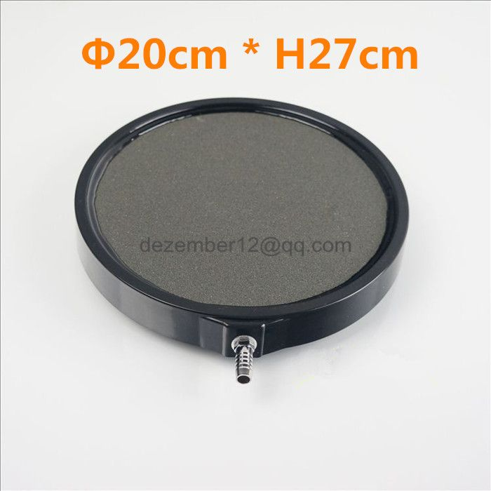 8//200mm Plate Airstone for Koi Ponds
