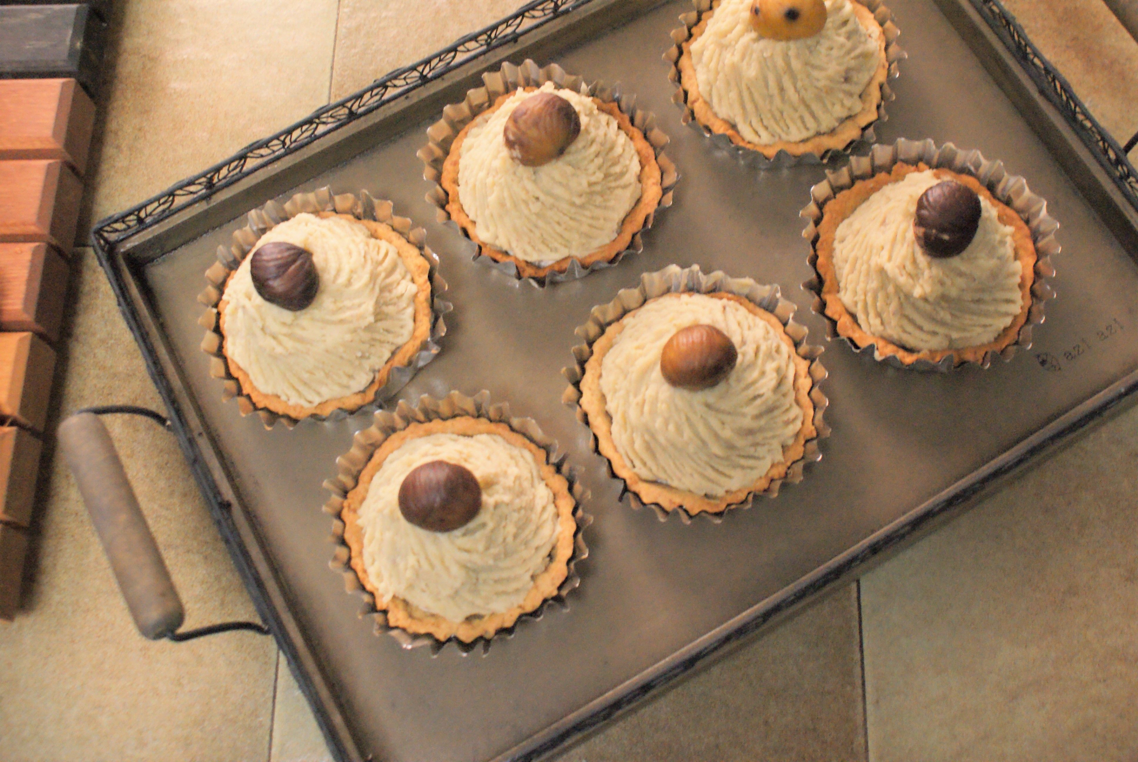 生クリームなし 砂糖なし 簡単 本格モンブランの作り方 食べ物のアイデア メニュープランナー 簡単