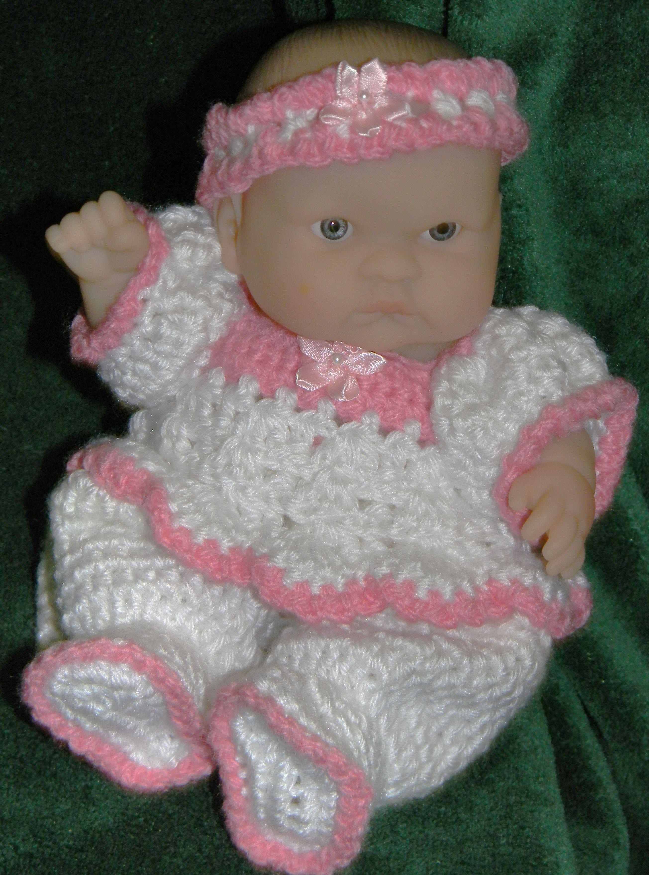 Itty Bitty Babies Darlene s Crocheted Creations Pinterest