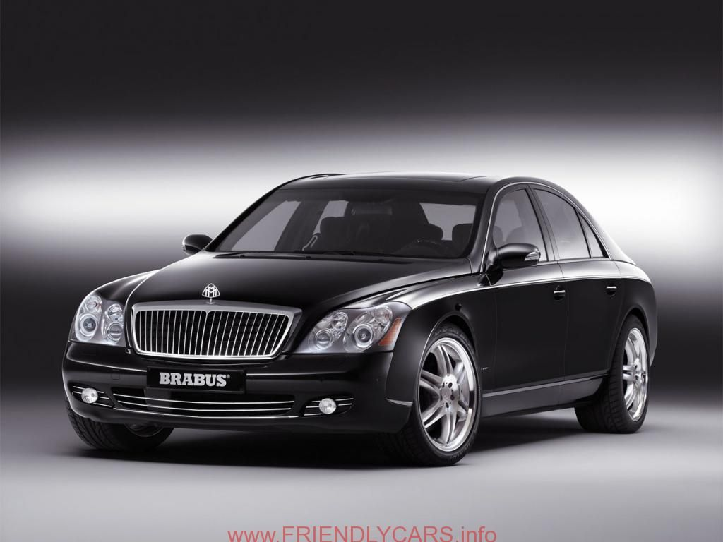 Cool Maybach Landaulet Wallpaper Image Hd Maybach Luxury Sedan