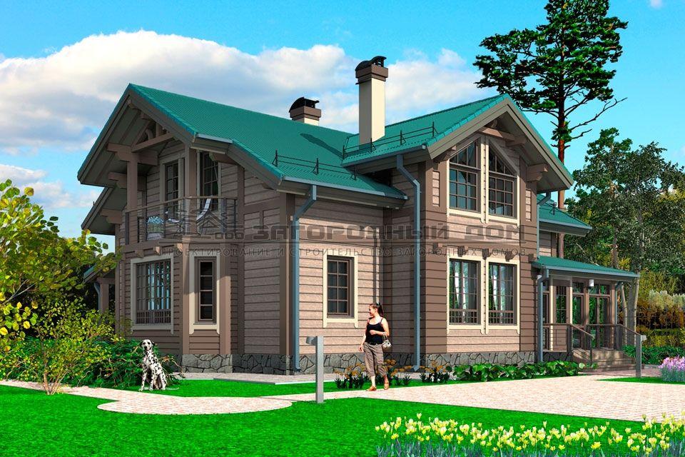 Загородный дом Суоми