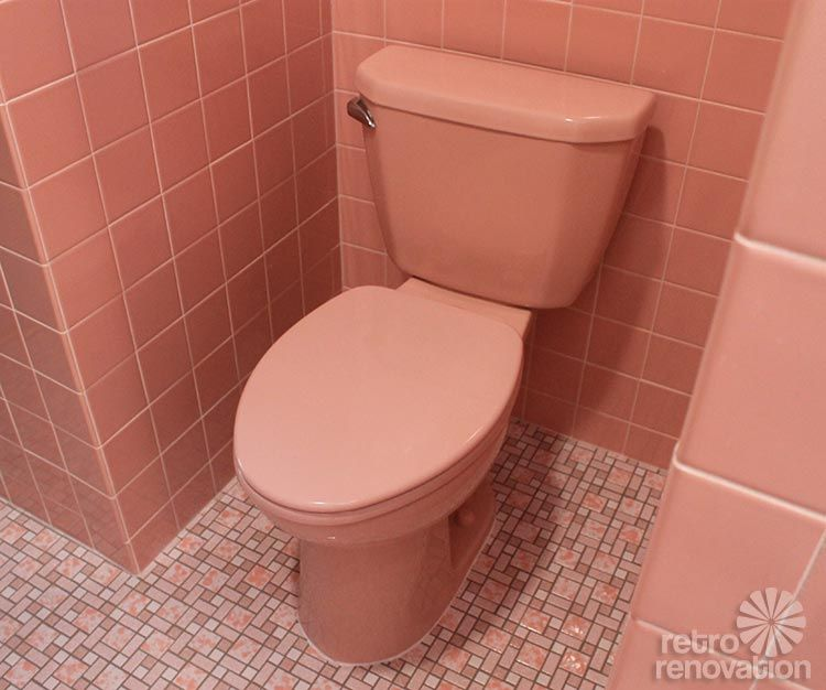 Update Where To Buy Vintage Color Toilets Pink Blue