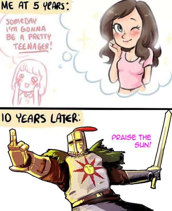 [Image - 762680] | Solaire of Astora | Know Your Meme