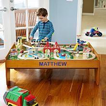 Kidkraft Ride Around Town Train Set & Table   Christmas   Pinterest ...