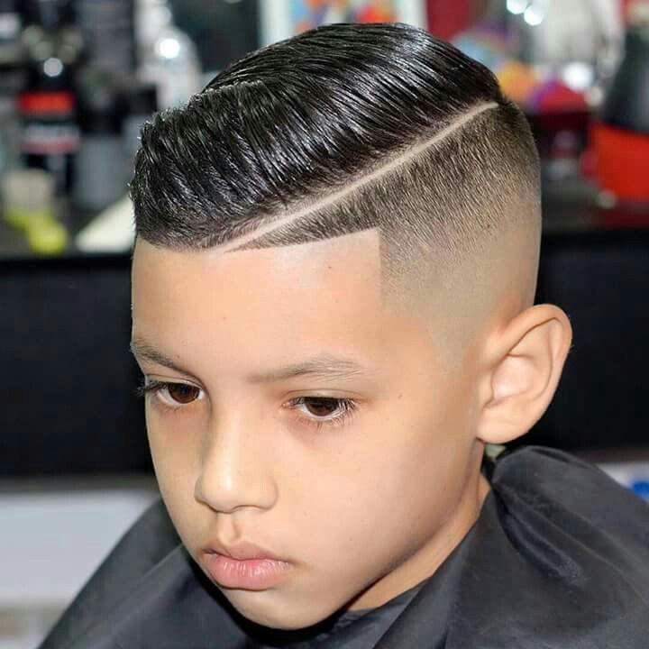 Pin En Lil Boy Haircuts