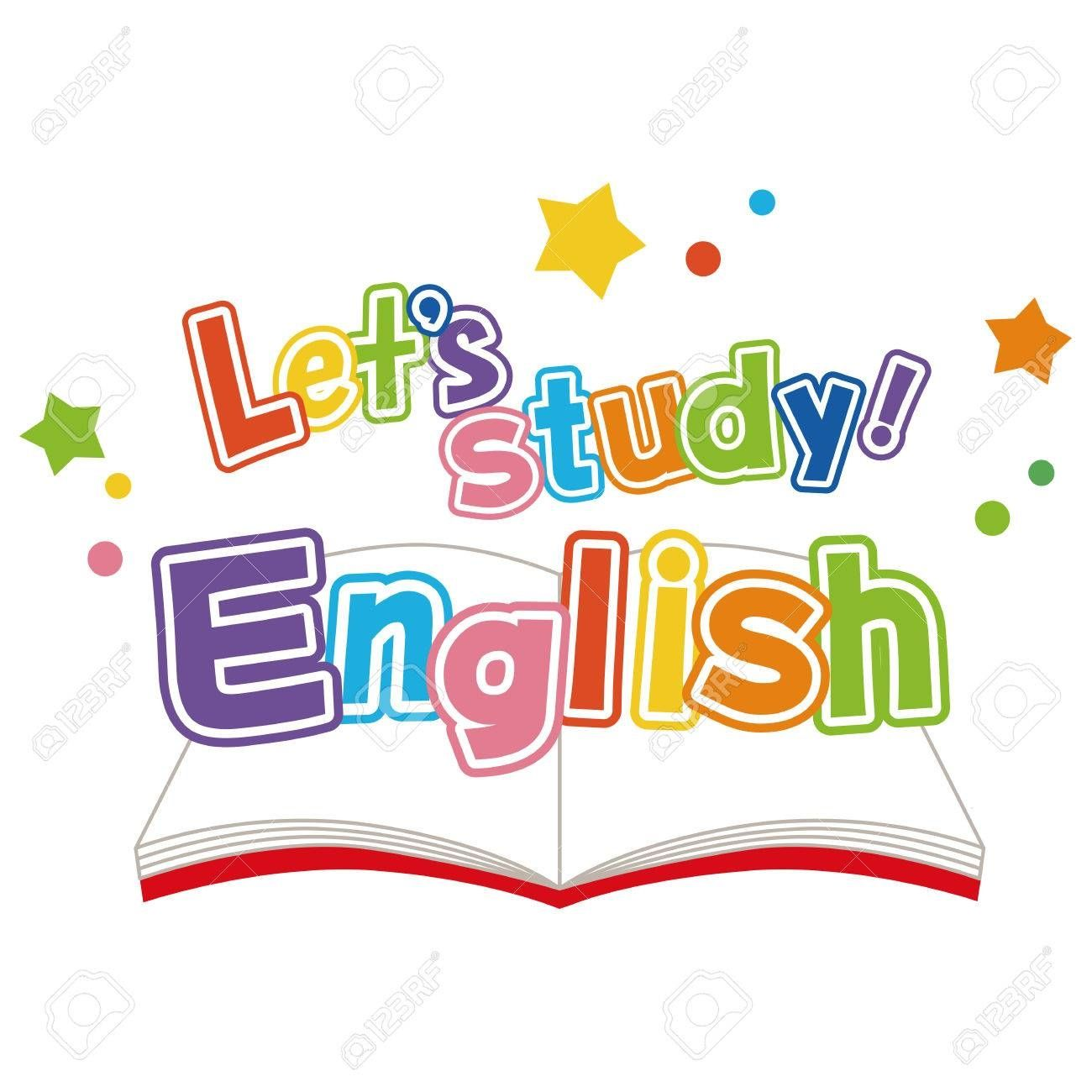 English Clipart Images In 2021 Learn English English Study English Logo