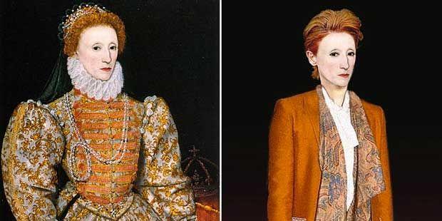 Elizabethan era lesbians