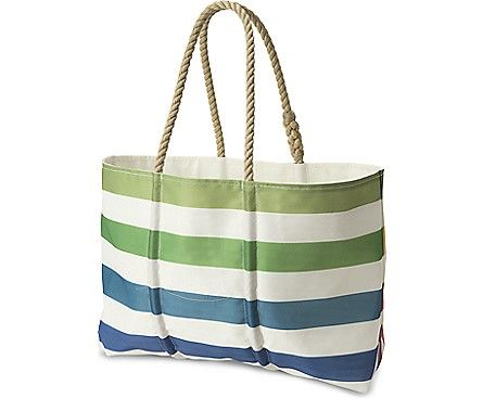Sperry Top-Sider Sailcloth Stripe Large Tote