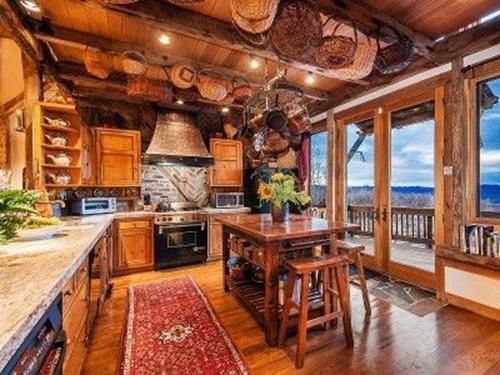 Most beautiful kitchen decoration design ideas for Most beautiful wood