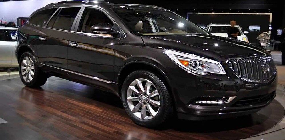 2018 Buick Enclave Release Date Changes Interior