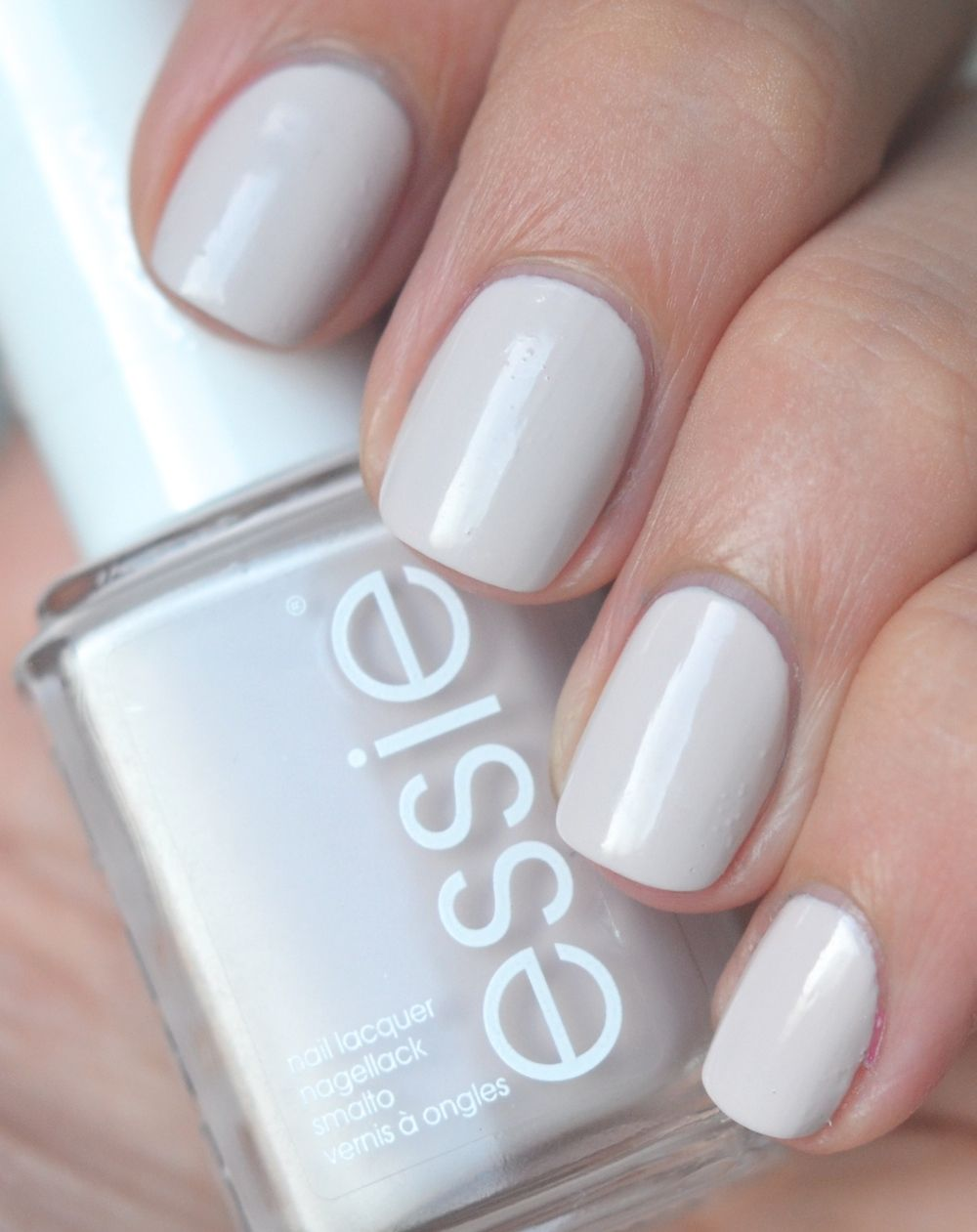Essie - Urban Jungle - dusty nude with a slight pinkish gray tint ...