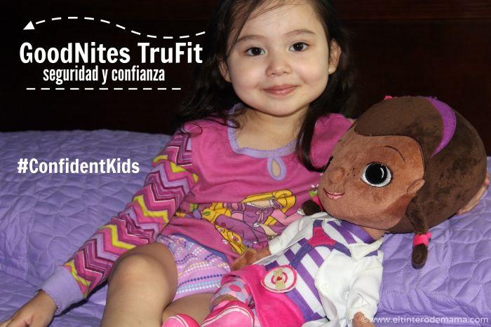 #Ad Éxito en el control de esfínteres nocturno con GoodNites TruFit #ConfidentKids #CollectiveBias
