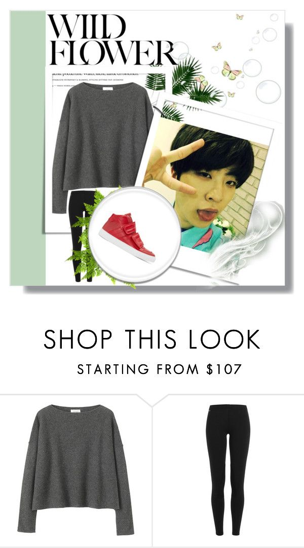 """Dear Choi Youngjae"" by manuelahs on Polyvore featuring moda, Toast, Polo Ralph Lauren y MM6 Maison Margiela"