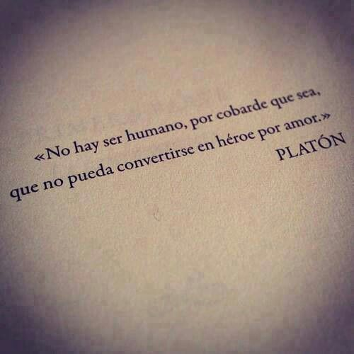 Platon Frase Espanol Words Quotes Love Phrases Beautiful Quotes
