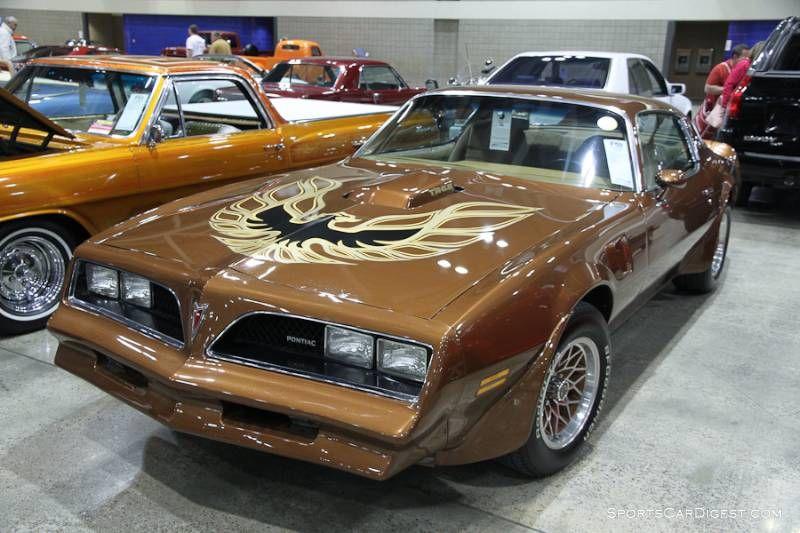 Mecum Kansas City Spring 2015 Auction Report Classic Cars Pontiac Cars Pontiac Firebird Trans Am