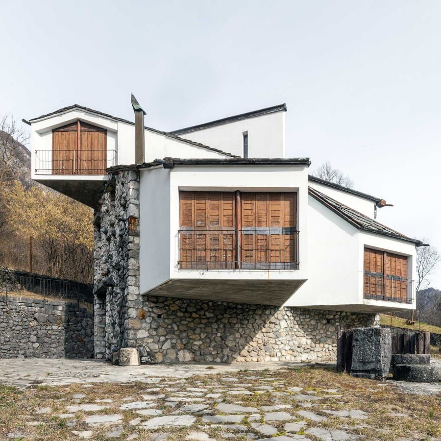 Pino Pizzigoni CN10ARCHITETTI Vacation House for
